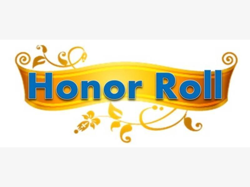 1st Quarter Honor Roll Students Announced